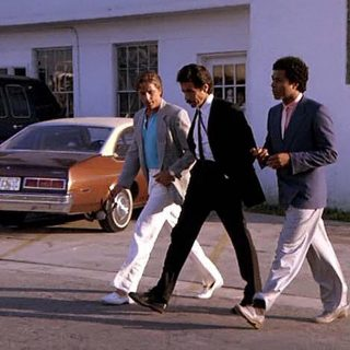 Here's Why We've Fallen For Miami Vice All Over Again