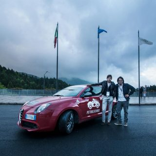 How Well Did an Alfa Romeo MiTo QV Handle The Mille Miglia?