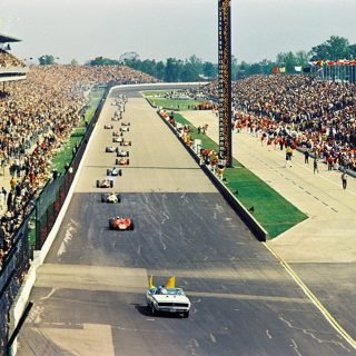 Will You Be Watching the Greatest Spectacle in Racing This Weekend?