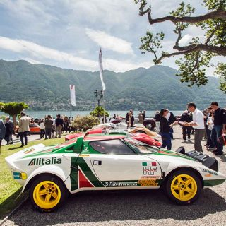 Concorso D'Eleganza at Villa d'Este Is A Sight To Behold