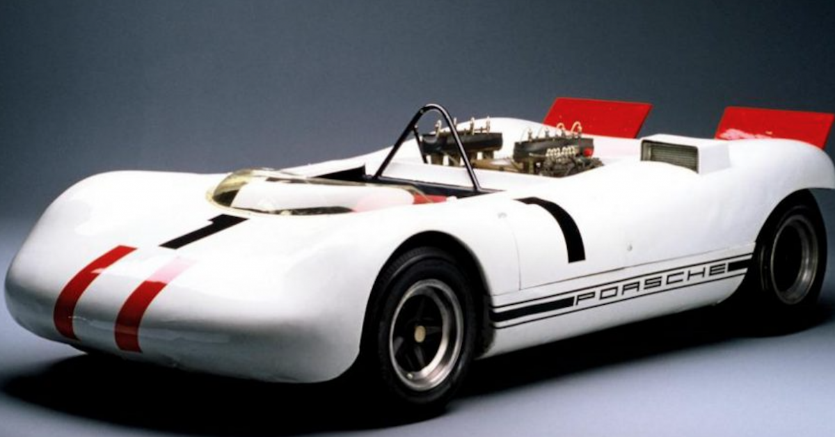 Exotic Toxic And Intense The Porsche 909 Bergspyder