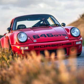 Move Right When You See This IROC-Inspired Porsche 911