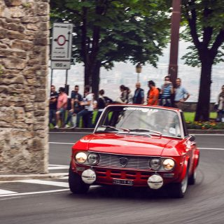 History Lives at the Bergamo Grand Prix Revival