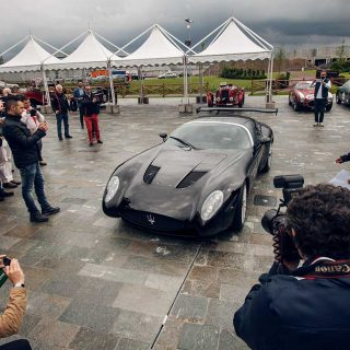 Zagato's Extreme Mostro Was Born at the Track