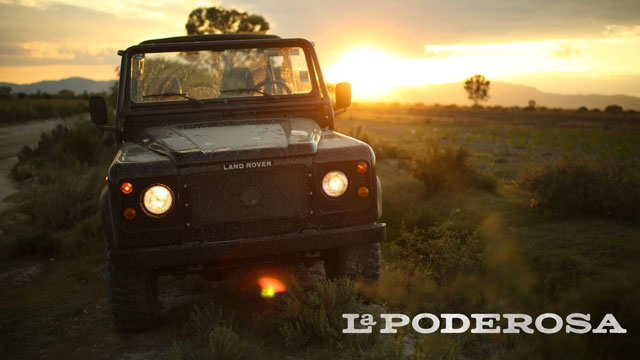 """Freedom on Four Wheels: """"La Poderosa"""" Lives for the Wild"""