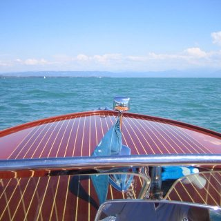 6 Different Views On Life With A Vintage Boat