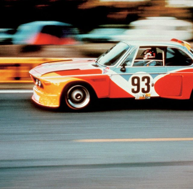 The 1975 Paint Scheme That Changed Race Cars Forever