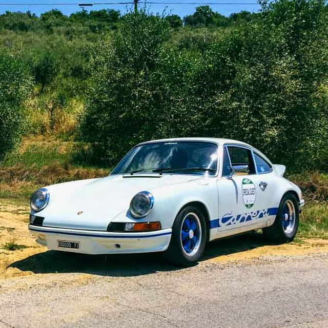 The Best Seat In The House Is A Porsche 911 2.7 RS