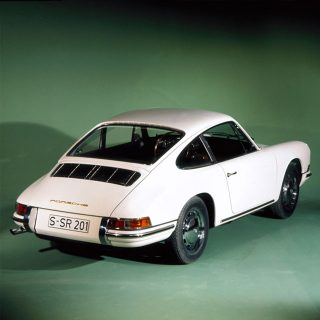 The Porsche 911 Was Not Designed Around Its Rear Engine