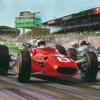 Chris Amon: Very Fast and Very Unlucky