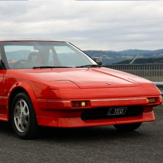 A Toyota MR2 That Keeps On Ticking