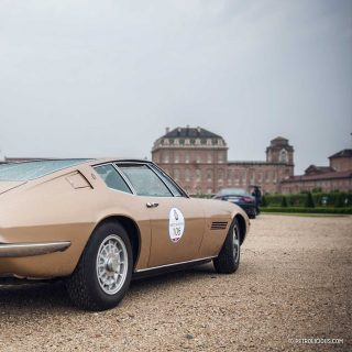 Braving Bad Weather At Italy's Newest Concours