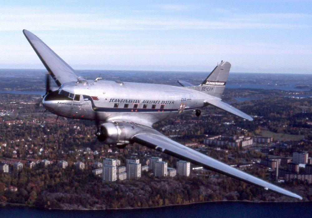 There s little we can add about the DC-3 that hasn t already been said.  From its first flight in 1936 4c635e4f7b