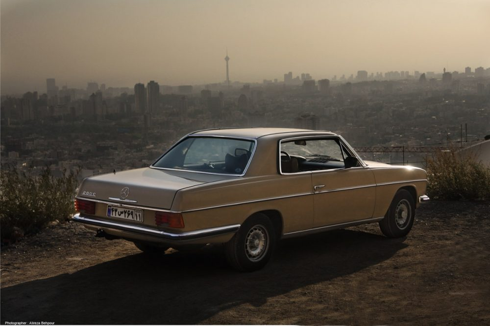 In Iran, Owning A Classic Car Is A Real Challenge • Petrolicious