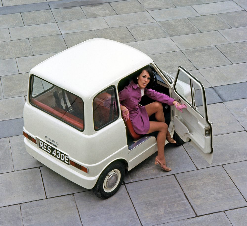 Unplug and Hang On: Five Interesting Vintage Electric Cars ...