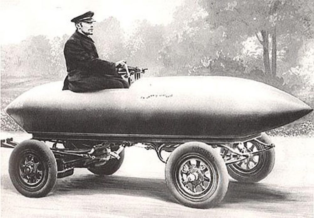 Unplug And Hang On Five Interesting Vintage Electric Cars