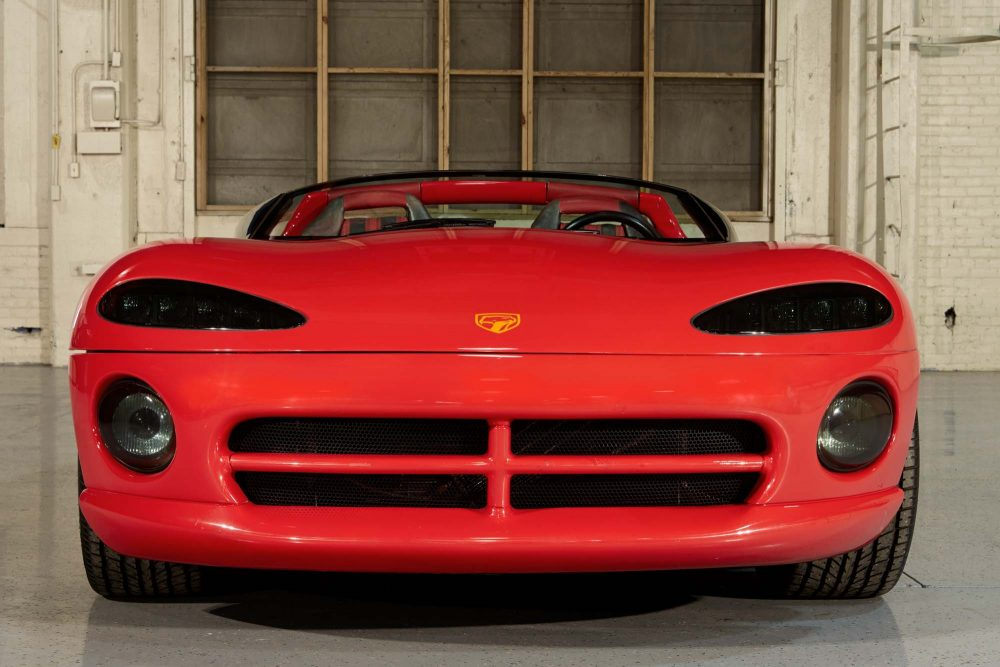 The First Dodge Viper Is A Brutal Bargain Petrolicious