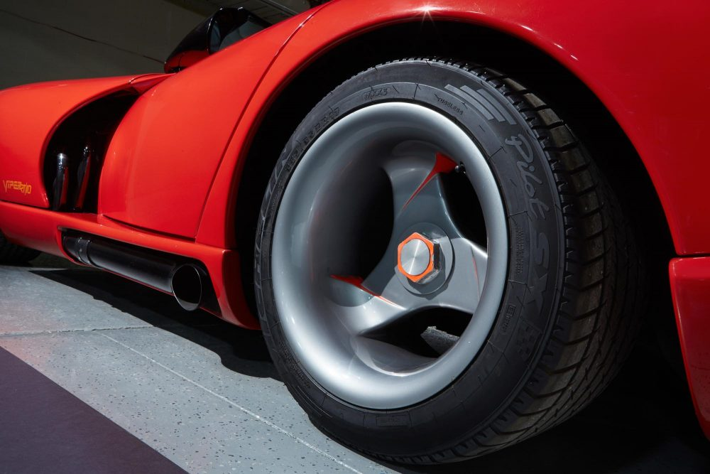 Dodge Viper Tires >> The First Dodge Viper Is A Brutal Bargain Petrolicious