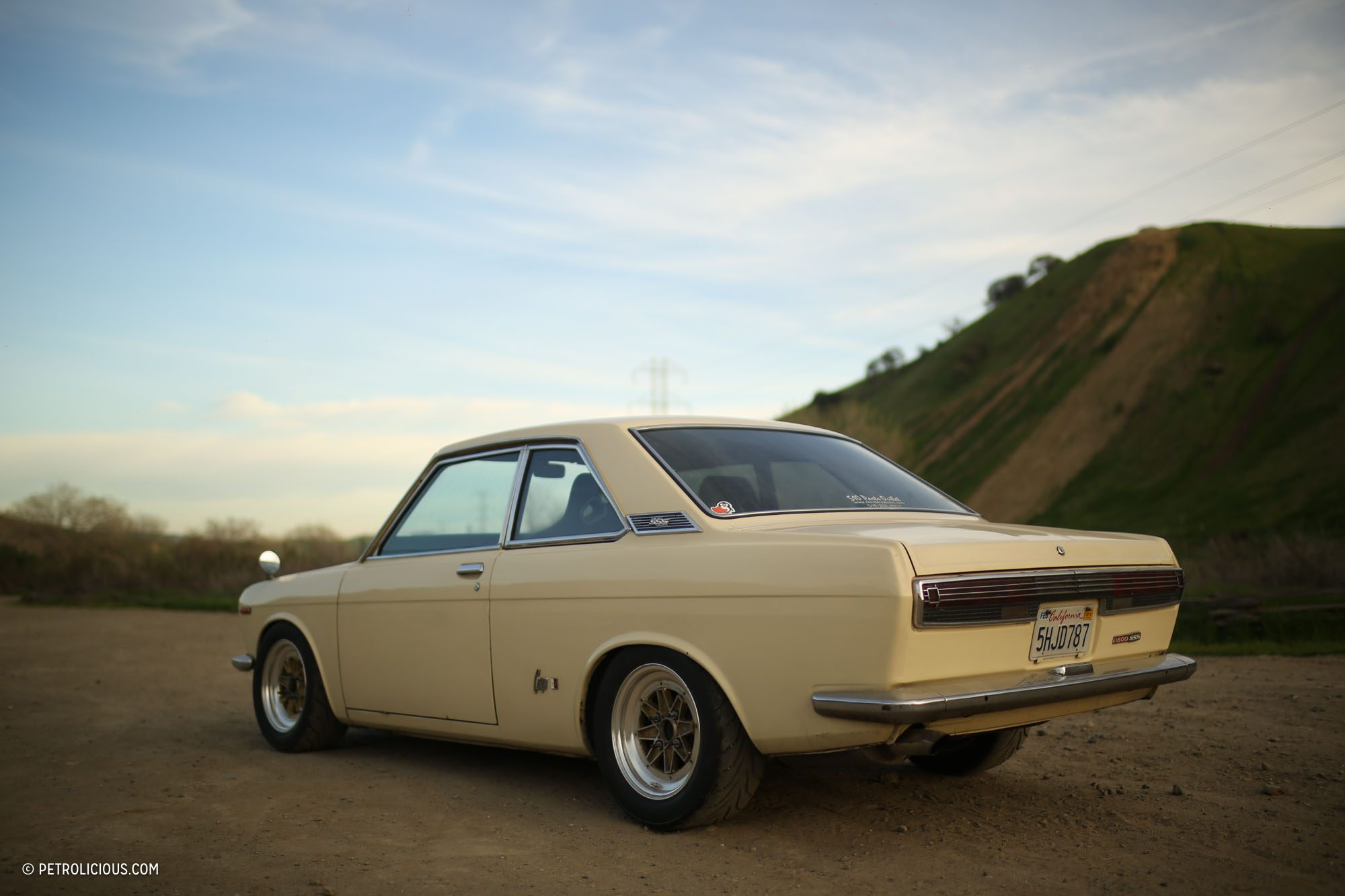 What Made The Datsun 510 Bluebird Coupe So Special ...