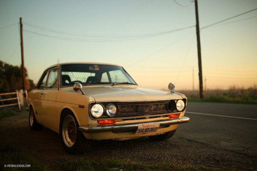 What Made The Datsun 510 Bluebird Coupe So Special