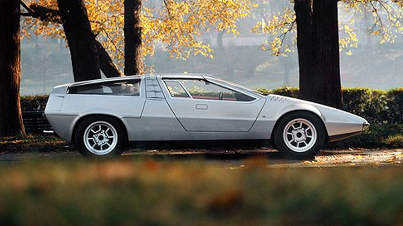 Our 5 Favorite Giugiaro Wedge Cars Petrolicious