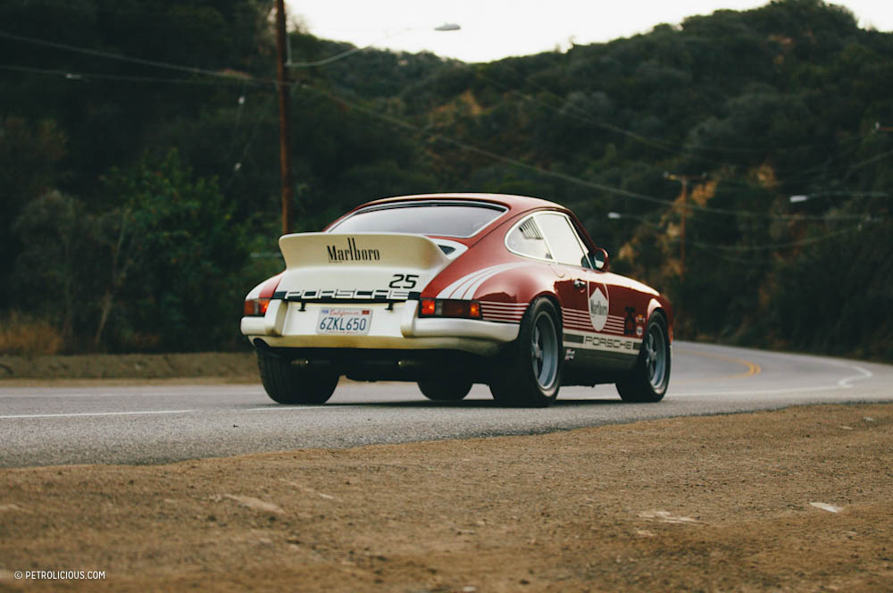 This Marlboro-Themed Porsche 911 Is Unfiltered • Petrolicious