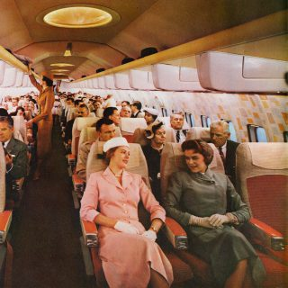 The Incomparable Style Of Vintage Airliners