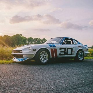 A Selection Of Instagram-Worthy Sports Cars