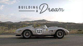 Ferrari 250 Testarossa Tribute: Building Your Dream Is A Beautiful Thing