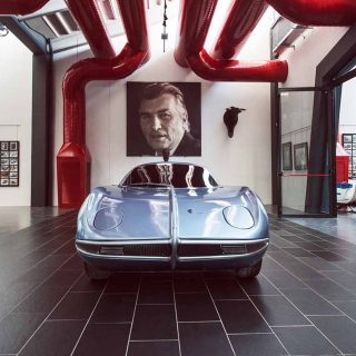 Ferruccio Lamborghini's Ingenuity Is On Full Display in This Museum