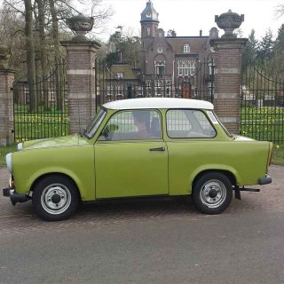 A Humble Start With A Humble Trabant