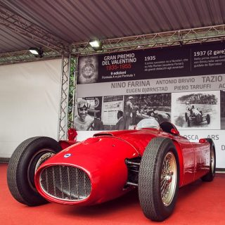 Up Close With Lancia's Rare And Legendary D.50
