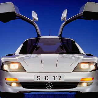 Looking Back At A Forgotten Mercedes-Benz Gullwing Supercar