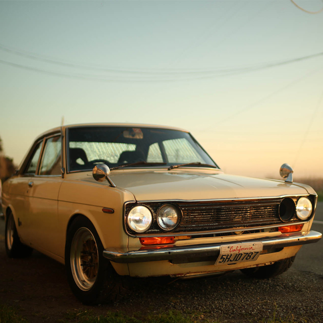 What Made The Datsun 510 Bluebird Coupe So Special?