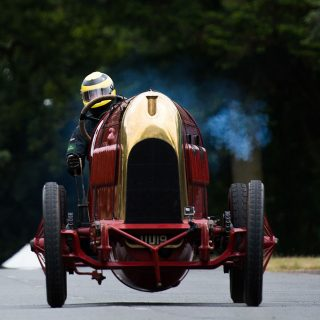Here's What You Missed At The Reborn Chateau Impney Hillclimb