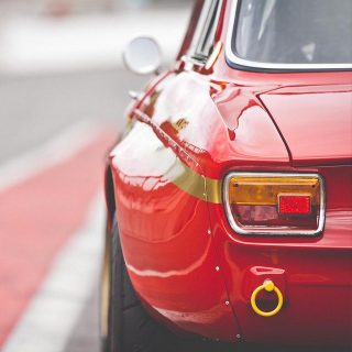 Nine Classic Car Details That Leave Us Wanting More
