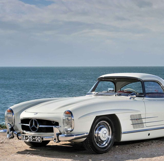 Tracking Values Of The Mercedes-Benz 300SL Roadster