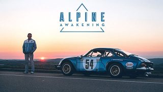 Alpine A110: One Man's Alpine Awakening