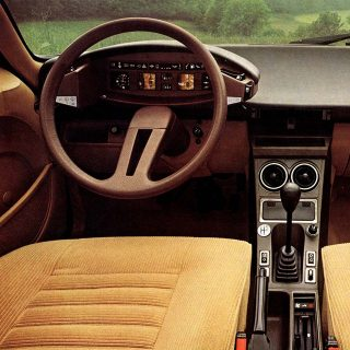 The Incomparable Style Of A Classic Citroën Interior