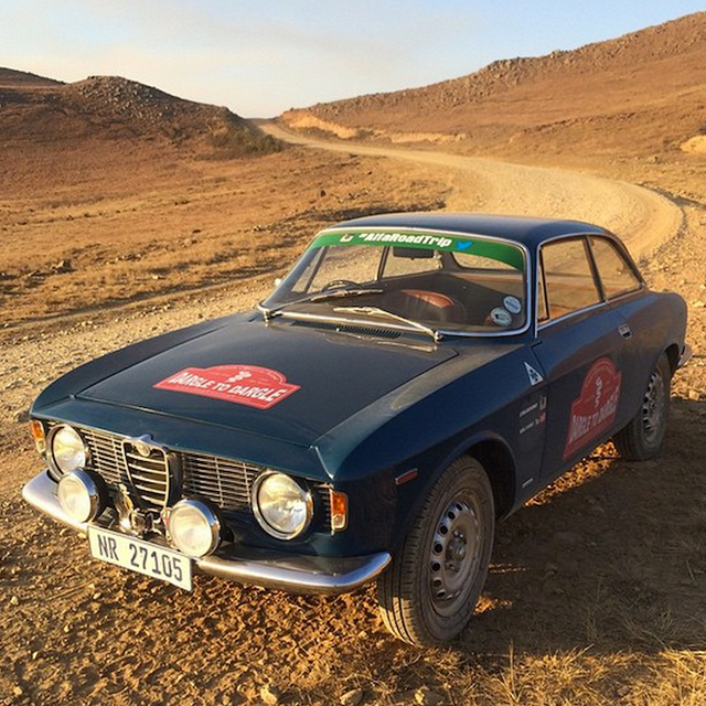 Introducing A Most Epic Alfa Romeo Journey