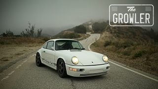 Porsche 964: You'll Hear The Growler From A Mile Away