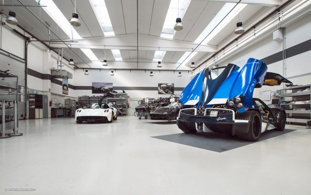 A Trip To Pagani Never Fails To Amaze • Petrolicious