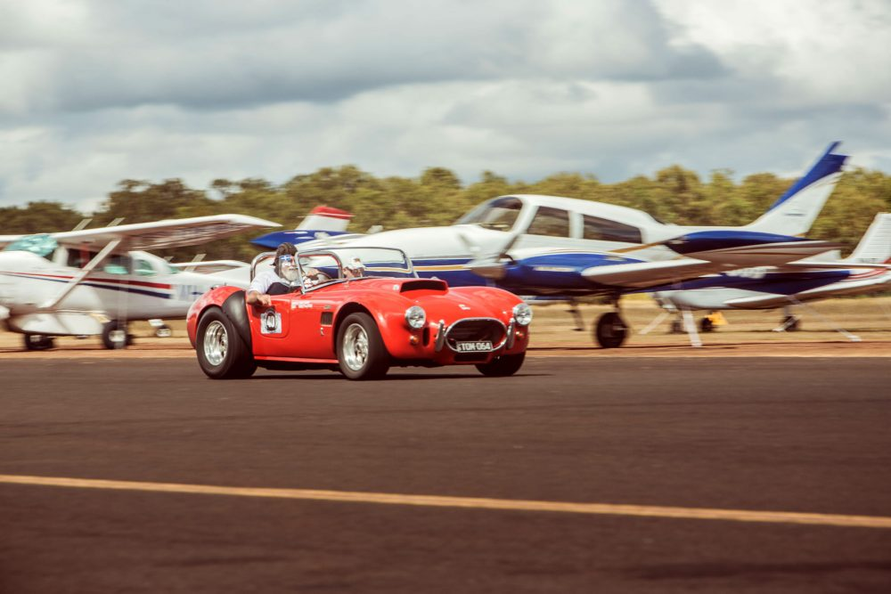 Fighting Time With Classic Cars In Australia • Petrolicious