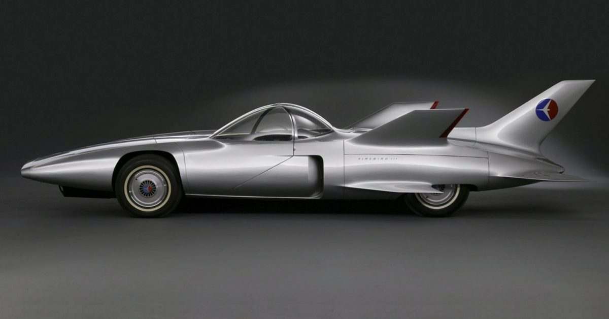 Turbine Cars Are The Future That Never Arrived Part 1 Petrolicious