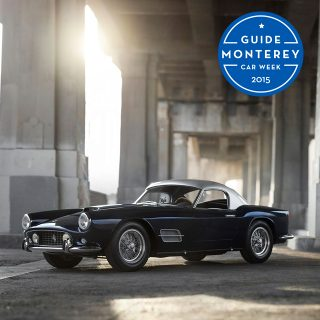 Early Monterey Auction Highlights