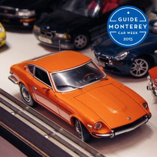 For Collectors, One Special Monterey Event Has It All