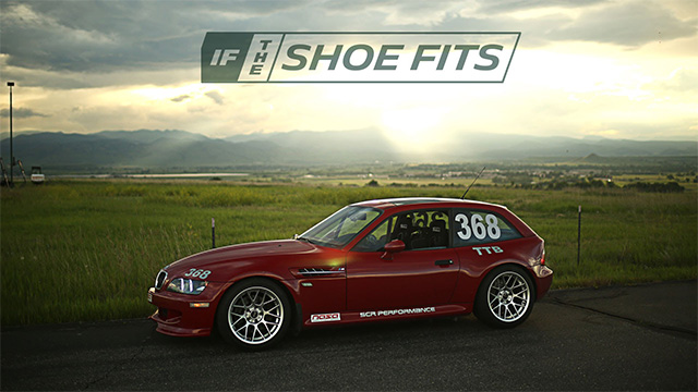 If The Shoe Fits, It Must Be A BMW M Coupe