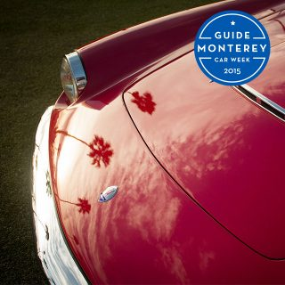 Just What Goes Into Competing At A Concours in Monterey?