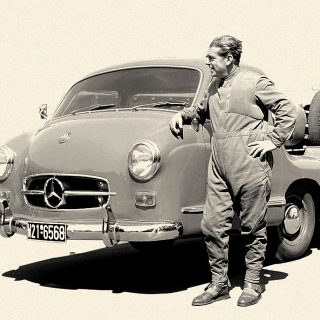 Meet The Mercedes Engineer That Was Too Good To Race