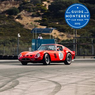 The Rolex Motorsport Reunion at Laguna Seca is Time Warp